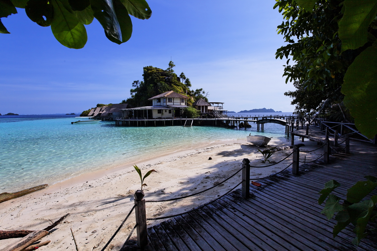 Misool Eco Resort Dive Sites